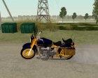 Урал 68П для GTA San Andreas вид сбоку