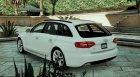 2013 Audi A4 Avant for GTA 5 left view