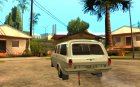 ГАЗ 24-12 for GTA San Andreas rear-left view