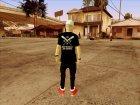 Men Swag для GTA San Andreas вид изнутри