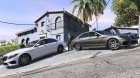 Mercedes-Benz S63 AMG W222 2.6 for GTA 5 right view