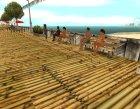 New Santa Maria beach for GTA San Andreas left view