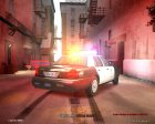 Ford Crown Victoria LAPD для GTA 4 вид изнутри