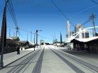 Зимний мод - Полная версия для GTA San Andreas вид слева
