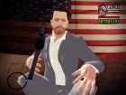 Max Payne in costume