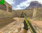 Brick Piece Shotgun для Counter-Strike 1.6 вид сверху