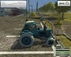 МТЗ-82 for Farming Simulator 2013 top view