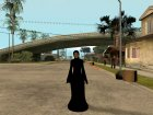 Arabian Hijab Chick for GTA San Andreas inside view
