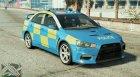Essex Police Mitsubishi Evo X