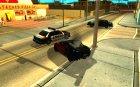 Carhealth - индикатор повреждений для GTA San Andreas вид сверху