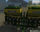 Plantadeira tatu PST3 for Farming Simulator 2013 left view