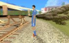 Криштиану Роналду v2 for GTA San Andreas left view