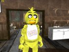 Chica из Five Nights Att Freddy's for GTA San Andreas top view