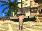 Пак водного транспорта by Babayka for GTA San Andreas top view