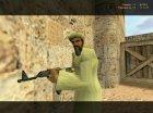 Osama Bin Laden для Counter-Strike 1.6 вид слева