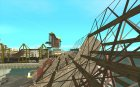 Huge MonsterTruck Track для GTA San Andreas вид сверху