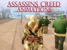 Анимации из игры Assassins Creed v1.0