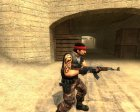 Edited Guerilla для Counter-Strike Source вид слева