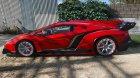 Lamborghini Veneno 2013 for GTA 5 side view
