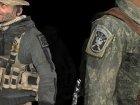 Пак скинов из Call of Duty for GTA San Andreas