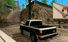 Rancher pickup for GTA San Andreas rear-left view