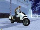 Dinka Vindicator GTA V Online DLC для GTA San Andreas вид сзади
