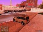 Mahindra Scorpio для GTA San Andreas вид сверху