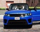 2016 Range Rover Sport SVR  v1.2 for GTA 5 side view