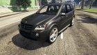 2009 Mercedes-Benz ML63 AMG for GTA 5 rear-left view