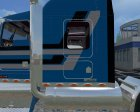 Kenworth W900L for Farming Simulator 2015 right view