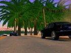 Новый заброшенный аэродром V1 for GTA San Andreas rear-left view