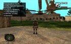 Монолитовец из S.T.A.L.K.E.R v.4 for GTA San Andreas top view
