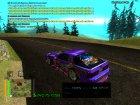 Езда без бензина для SAMP for GTA San Andreas left view
