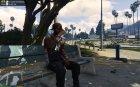 Возможность садиться for GTA 5 rear-left view