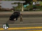 Пак машин для GTA San Andreas вид изнутри