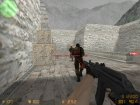 Gun Pack by Ardager for Counter-Strike 1.6 rear-left view
