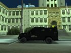Black LSPD 2009 Lenco Bearcat