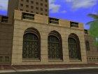 Здание Мэрии (City Hall) в стиле GTA V для GTA San Andreas вид справа