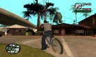 Aqua Bike from Bully для GTA San Andreas вид слева
