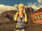 Jill Valentine BSAA Outfit for Fallout New Vegas left view