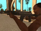 Call of Duty Advance Warfare AK-12 для GTA San Andreas вид слева