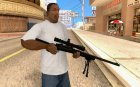 M-24 Sniper rifle for GTA San Andreas left view