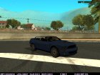 Carzy Drift Car Pack BETA для GTA San Andreas вид сзади
