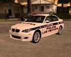 BMW M5 E60 Police LV