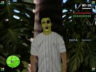 The Baseball Furies skin (The Warriors) для GTA San Andreas вид сзади