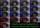 Wheel's Pack by VitaliK101 v. 2