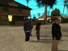 Пак настоящего гангстера 90x for GTA San Andreas right view
