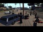 Дорожная авария for GTA San Andreas left view