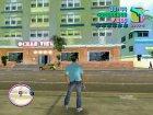 Повседневная одежда(Голубой) for GTA Vice City rear-left view