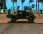Ford F150 Raptor Unique Edition для GTA San Andreas вид сверху